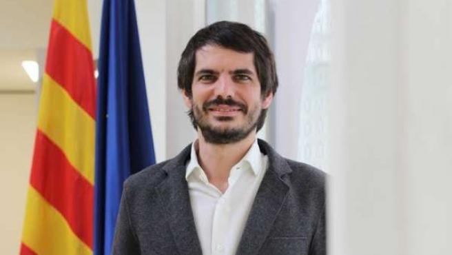 Ernest Urtasun, candidato de ICV a las elecciones europeas (Archivo)