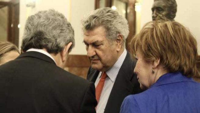 Jesús Posada y Celia Villalobos