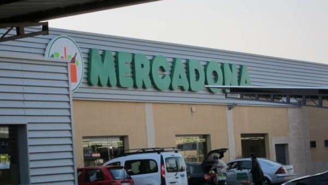 Mercadona Valdespartera (Zaragoza).