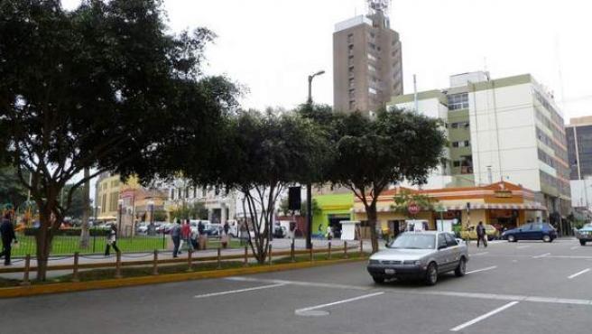 Imagen de la ciudad peruana de Lima.