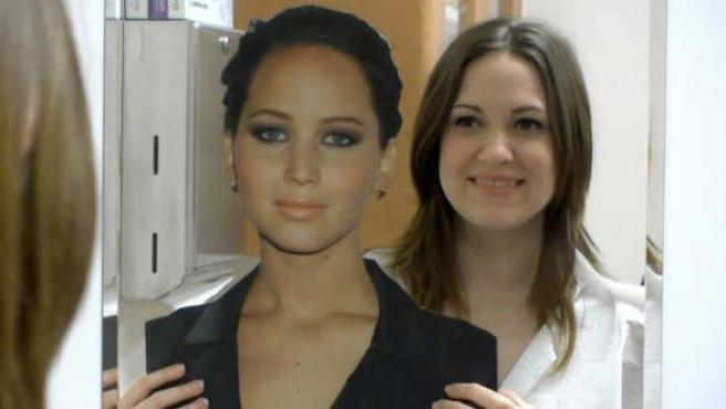 ¿Cuánto pagarías por parecerte a Jennifer Lawrence?