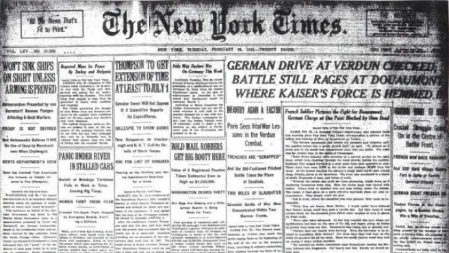 Propaganda Sin Rubor La Prensa Durante La I Guerra Mundial