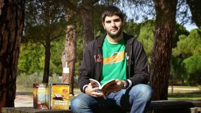 El escritor vallisoletano Juan Martín Salamanca.