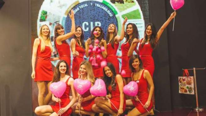 La Roja de ElPozo gana el mundial de Alimentaria