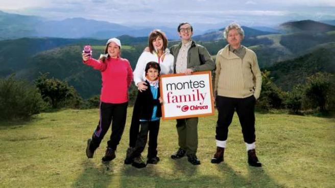 Imagen de la Montes Family