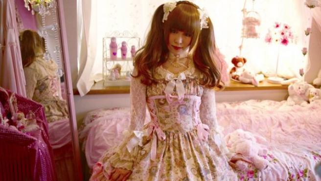 'La habitación de Saki Kurumi', una de las fotos de la serie 'Tokyo Adorned'