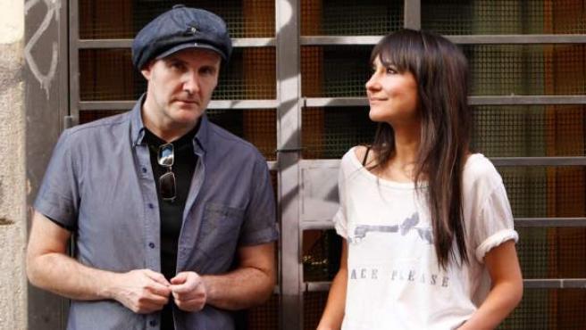 Juan Aguirre y Eva Amaral.