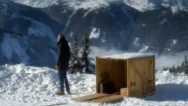 Imagen promocional de la versión alemana de 'Box'.