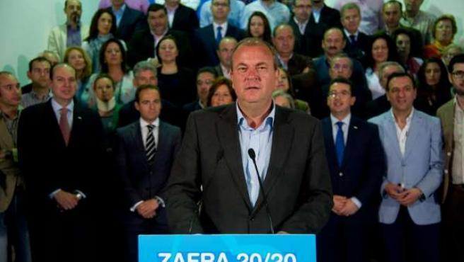 Monago en Zafra