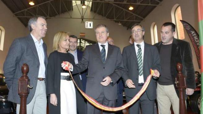 Inauguración Feria del Vehículo de Ocasión