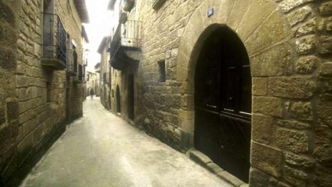 Judería de Uncastillo (Zaragoza)