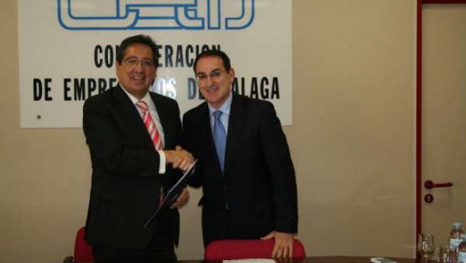 CEM e Instituto de Estudios de Cajasol