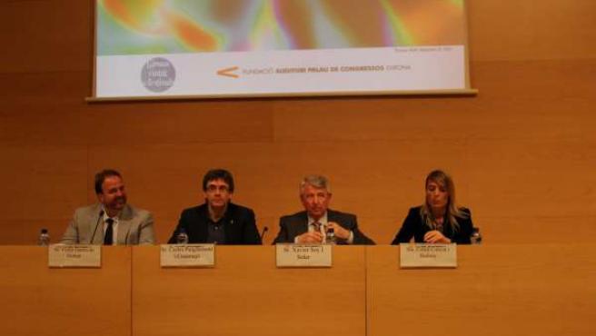 Presentación de la tercera edición de Nits de Clàssica de Girona
