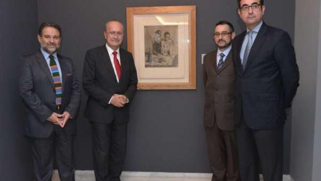 José María Luna y Francisco de la Torre Prados