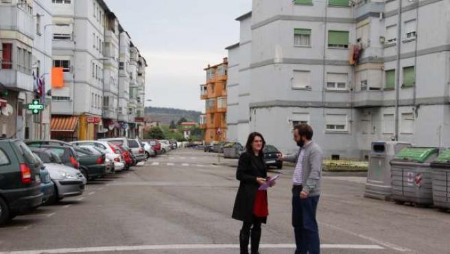 Calle Río Ebro