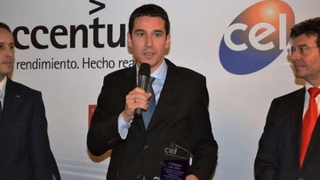 El director de los Hospitales Quirón en Zaragoza, Germán Barraqueta