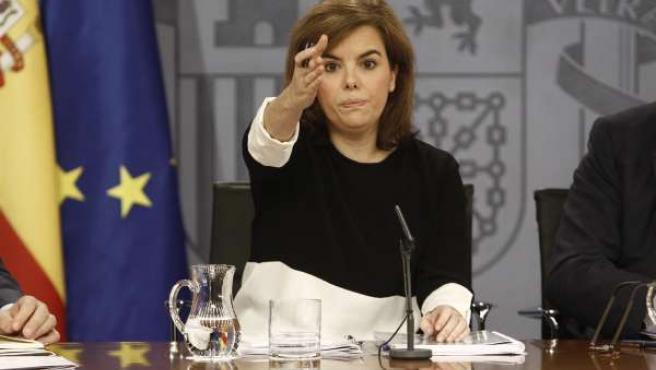 Santamaría, Consejo de Ministros