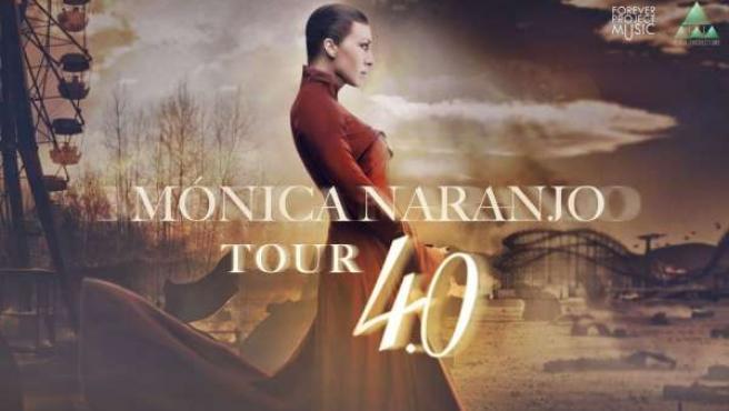 Mónica Naranjo presenta su nuevo disco en Fibes