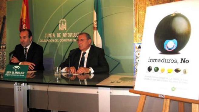 Campaña de la Junta y Hortyfruta 'No cortes en verde'