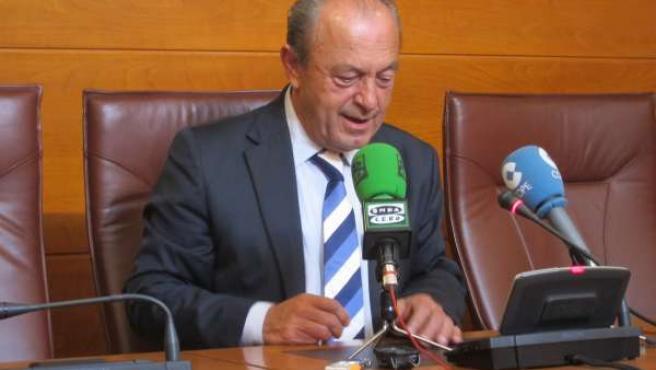 El diputado del PRC, Javier López Marcano