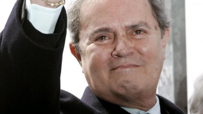 Antonio Morales 'Junior' en una imagen de archivo de 2007.