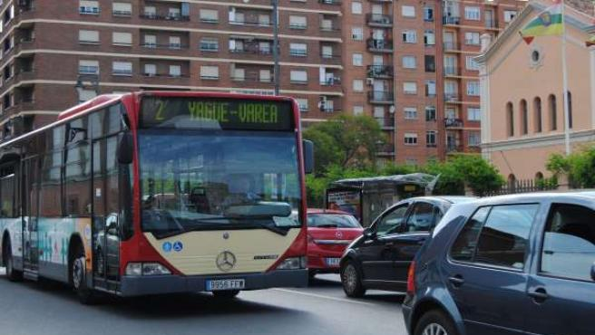 Autobús Logroño