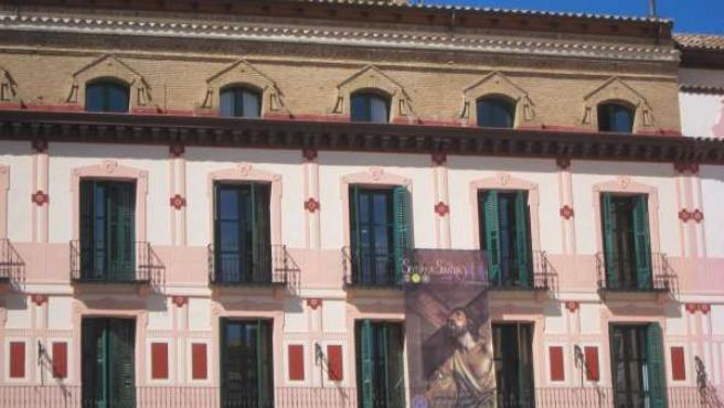 Cartel de la Semana Santa de Huesca