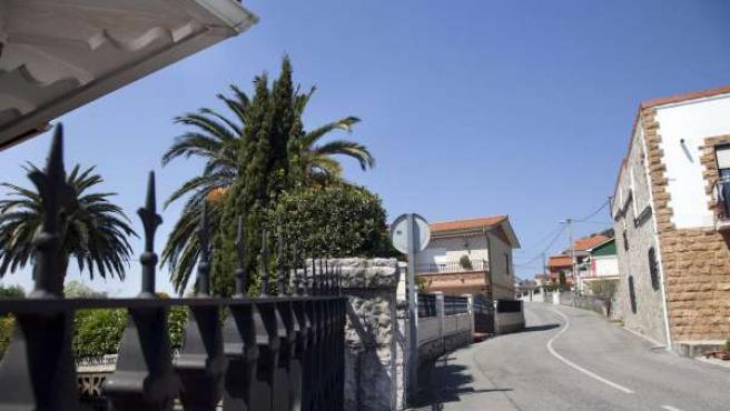 Obras en la calle Marqués de Villapuente