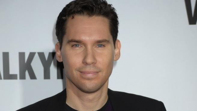 Bryan Singer en la presentación de su película 'Valkiria', protagonizada por Tom Cruise.