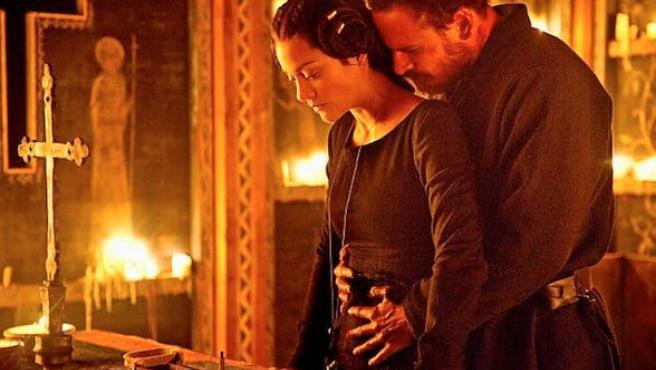 Michael Fassbender y Marion Cotillard en las primeras imágenes de 'Macbeth'
