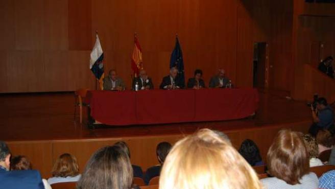 Encuentro con directores de centros de secundaria de Gran Canaria