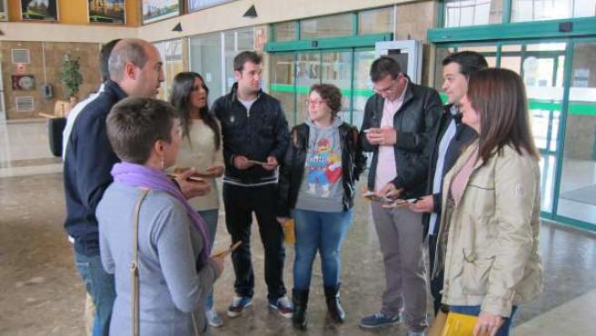 Juventudes Socialistas Inicia Campaña De Voto Por Correo