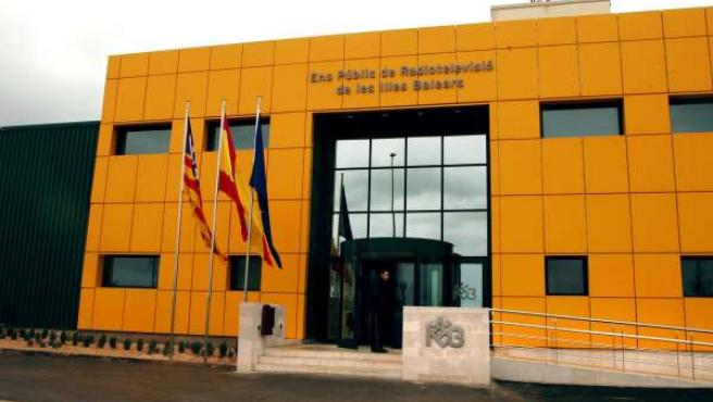 Edificio televisión autonómica de Islas Baleares