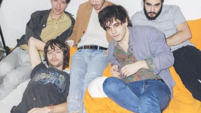 La banda valenciana Polock