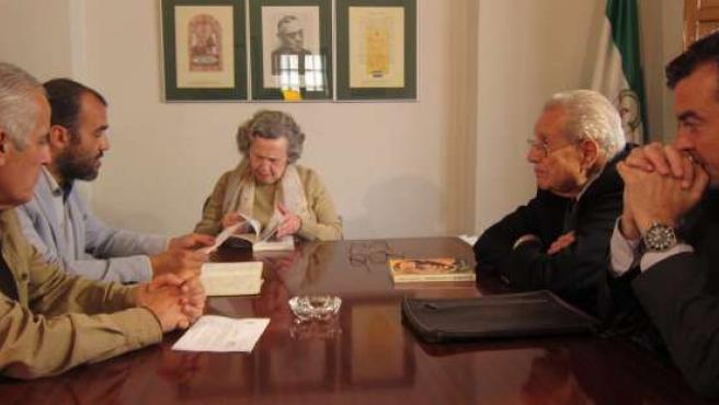 IU lleva al Senado una moción para anular la condena a Blas Infante