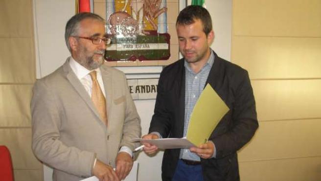 Presentación de cursos de formación del Ifapa
