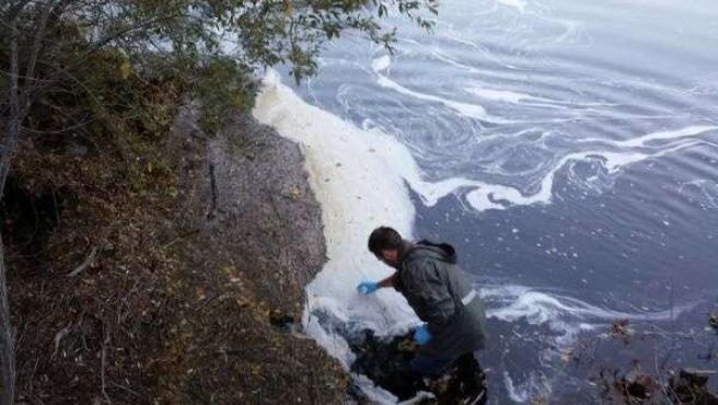 Estado del agua del Lago de Sanabria