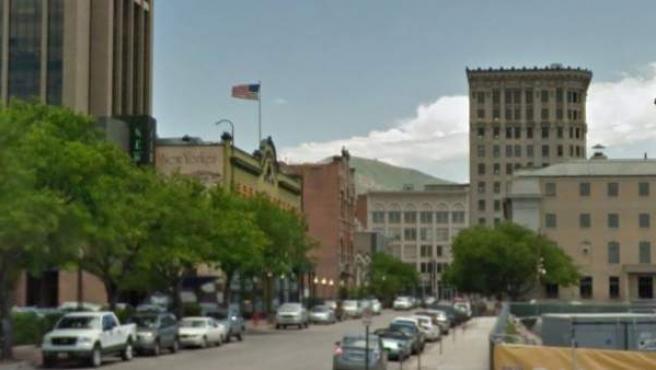 El suceso se produjo en el interior de un juzgado de la ciudad de Salt Lake City, en el estado de Utah (EE UU).