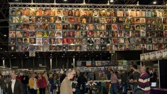I edición de la Feria del Disco de Bilbao