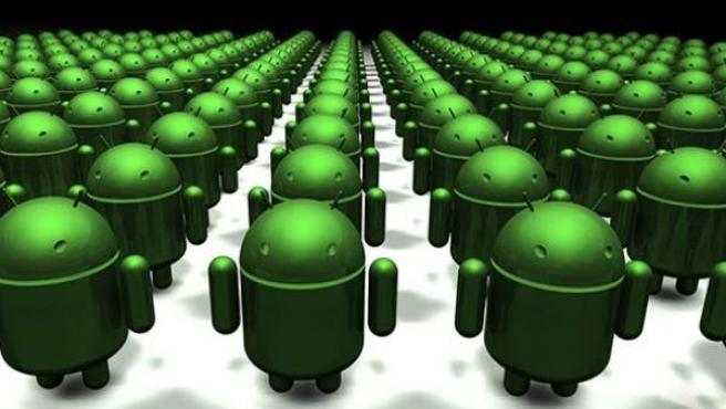 Android ya domina el mundo móvil