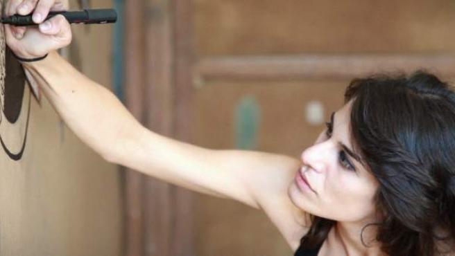 Milena, protagonista en el documental 'Supervivientes. Las cicatrices del suicidio'