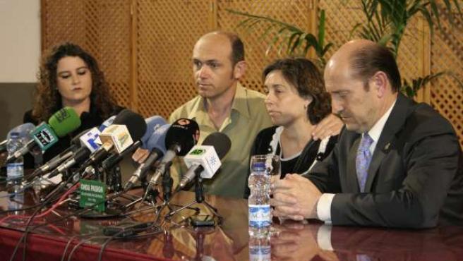 Padres del menor fallecido en Cazorla (Jaén)