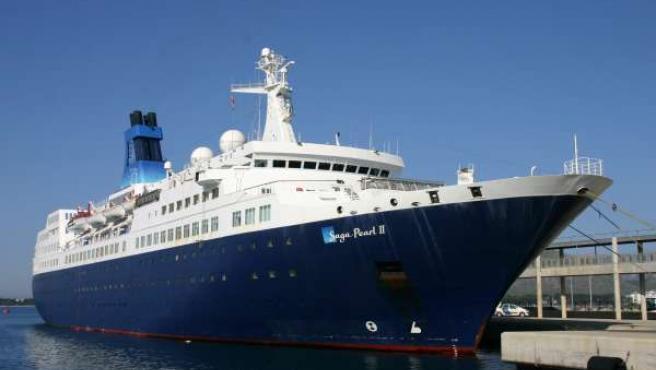 Crucero Saga Pearl II En Alcúdia