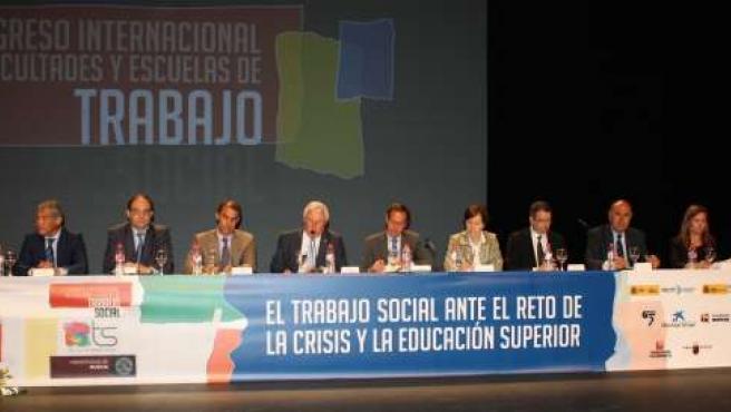 I Congreso Internacional de Facultades y Escuelas de Trabajo Social