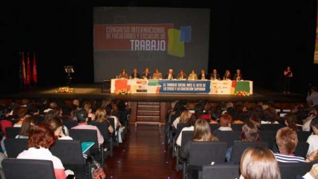 Congreso Internacional de Facultades y Escuelas de Trabajo Social