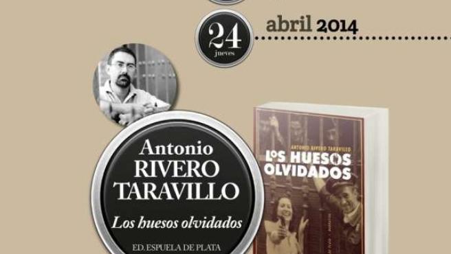 Antonio Rivero Taravillo en el ciclo 'Letras capitales'