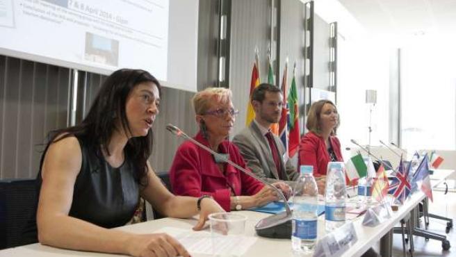 Inma Valencia, directora general de Economía y Asuntos Europeos