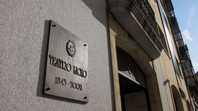 El Teatro Liceo, Sede De La Fundación Salamanca Ciudad De Cultura Y Saberes
