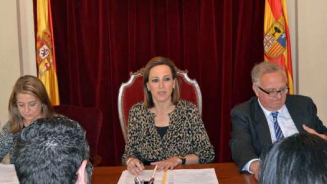 Comisión de Seguimiento del Plan Especial de Empleo para Aragón en Huesca