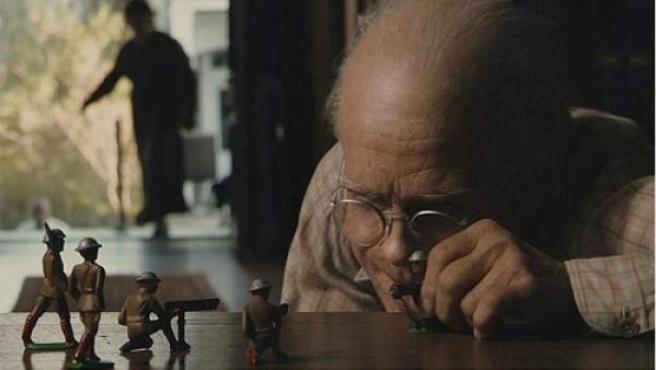 Escena de la película 'El curioso caso de Benjamin Button'.